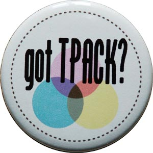 Got TPACK? button